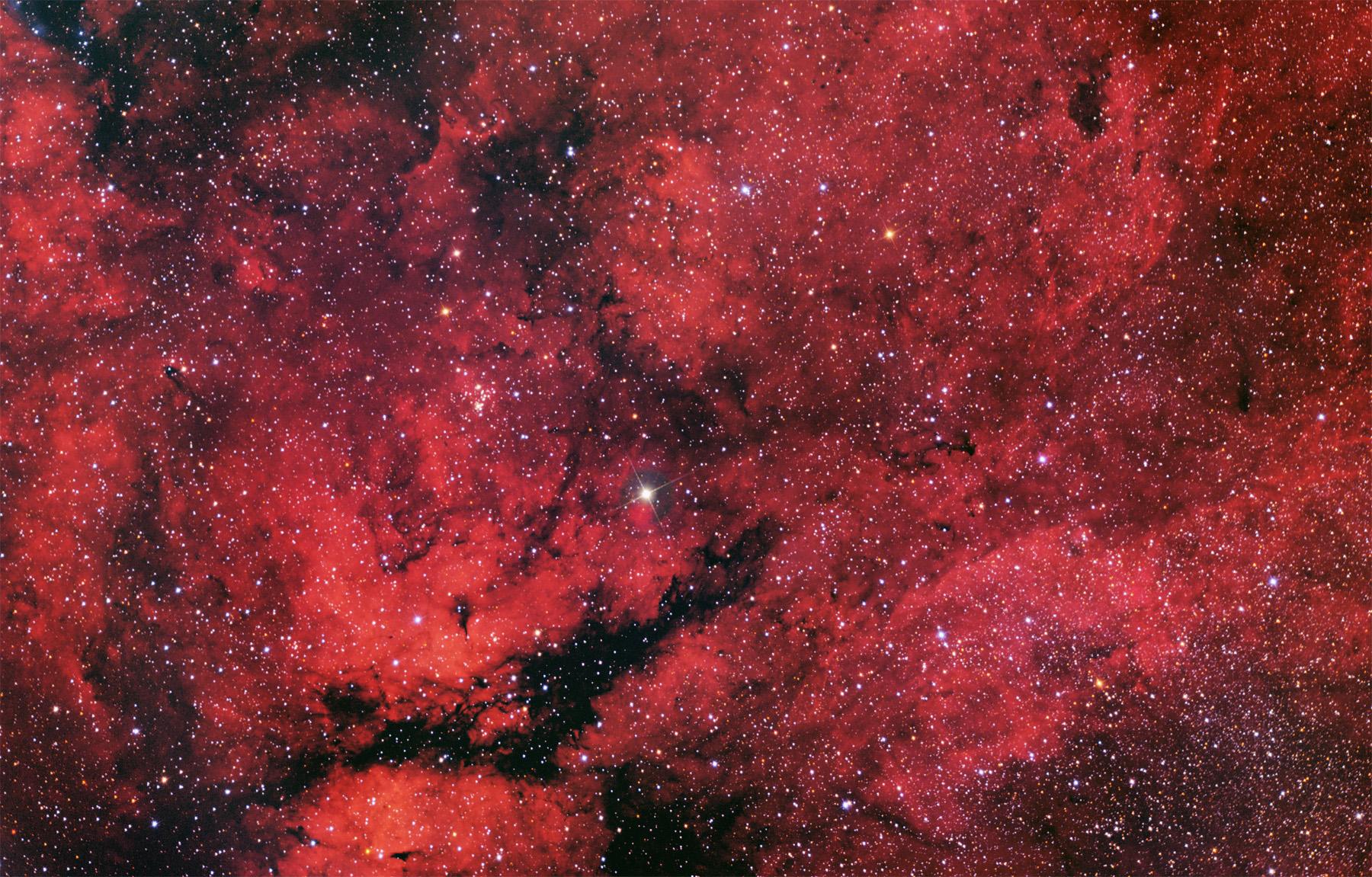 Gamma Cyg Nebula
