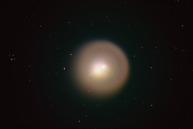 Comet P17/Holmes