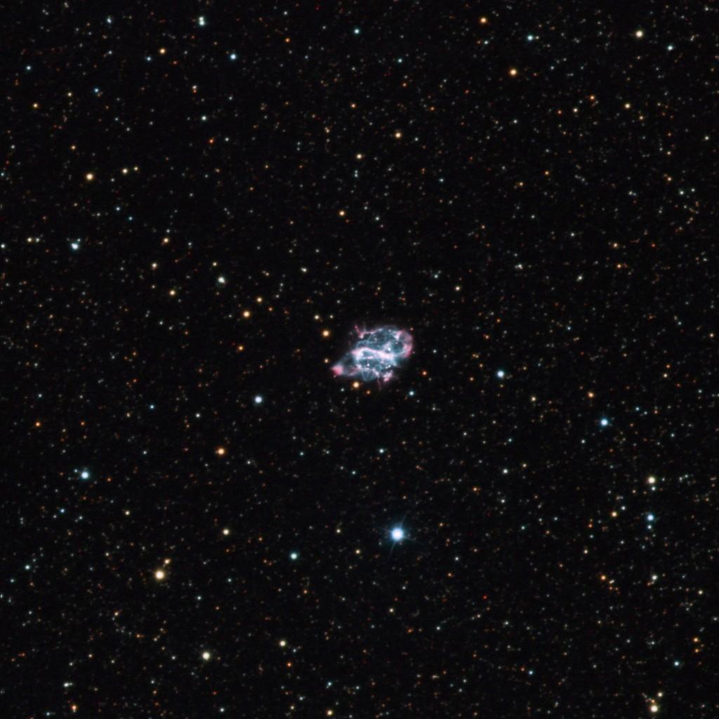 NGC 5189, The Spiral Planetary Nebula