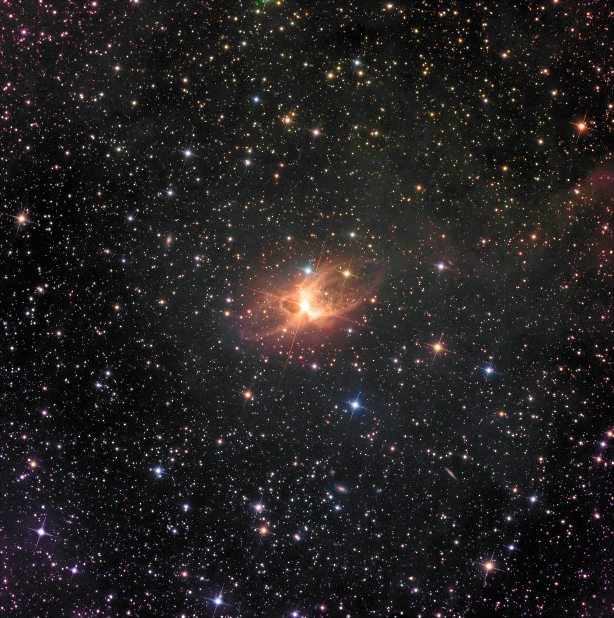 IC2220 Toby Jug Nebula