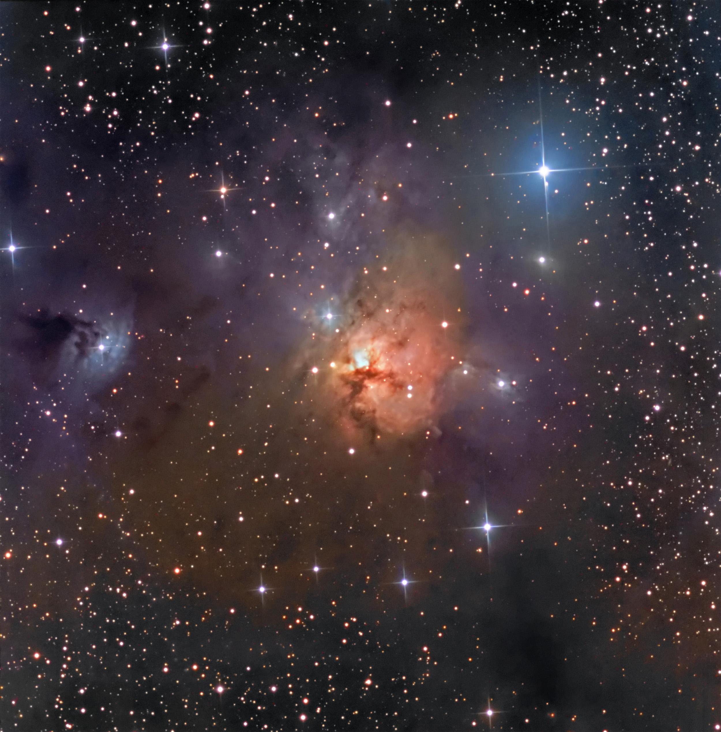NGC 1579  Northern Trifid