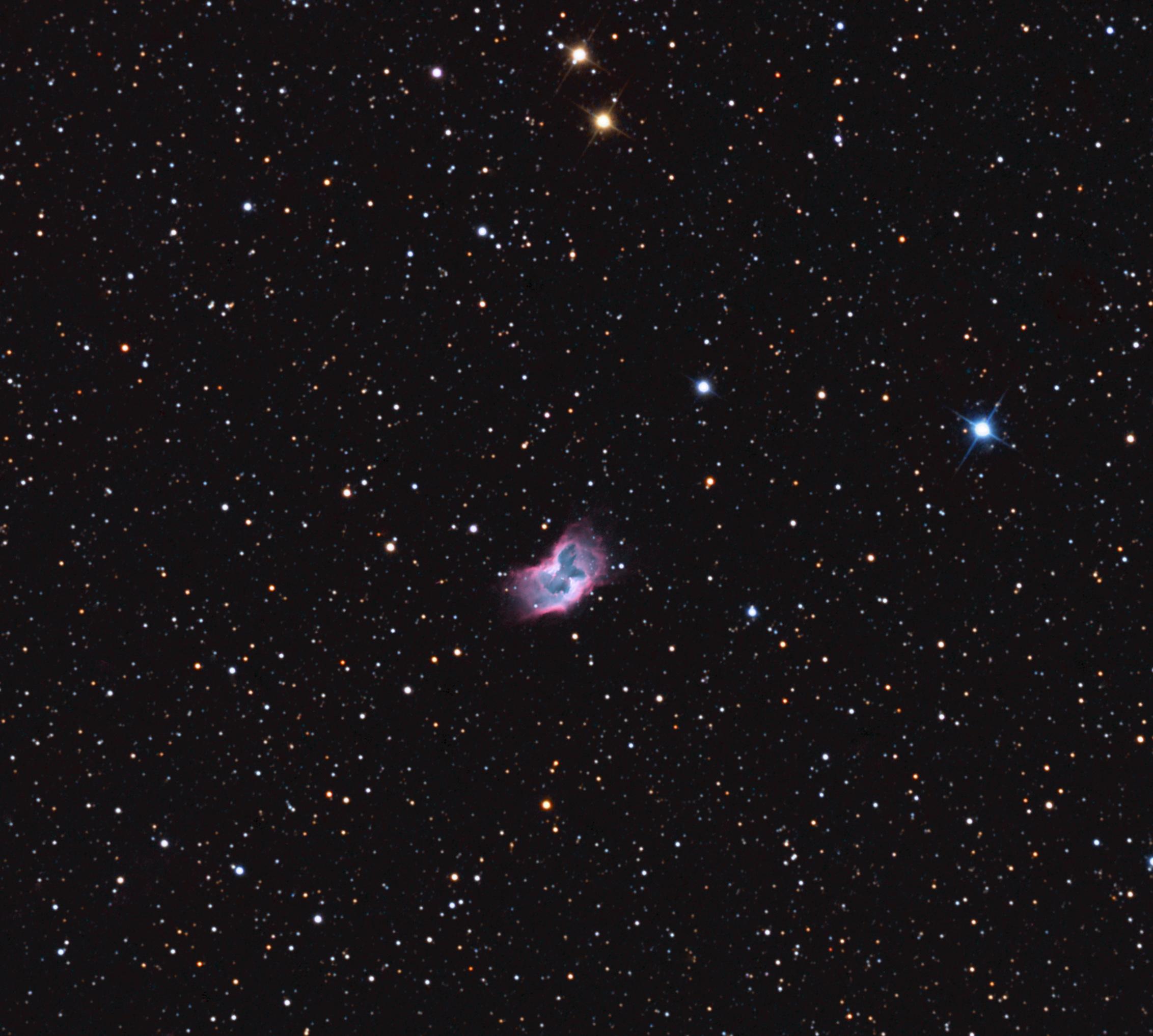 NGC 2899 Bipolar PNe in Vela
