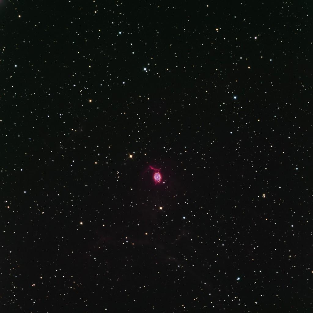 NGC 40 The Bow Tie Nebula