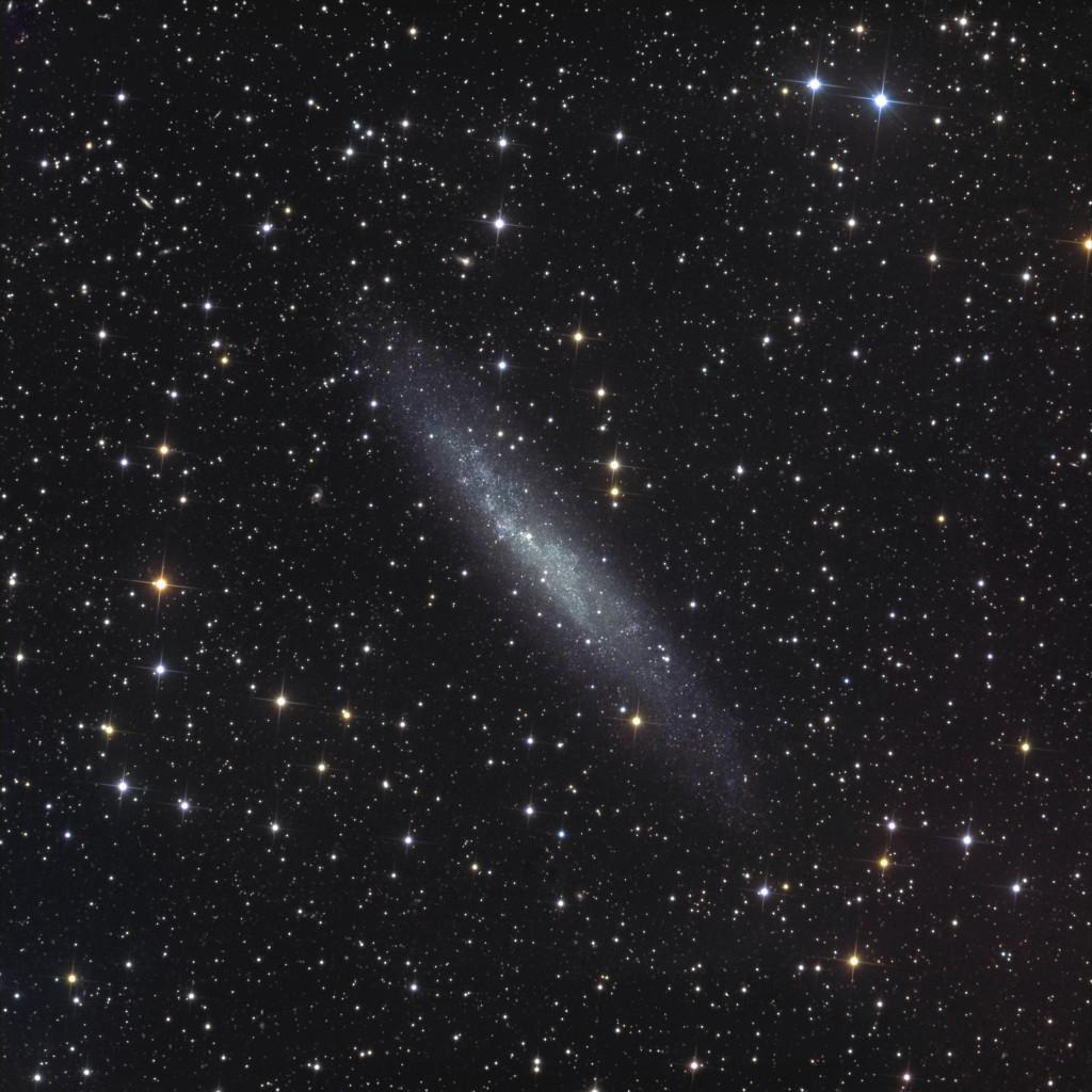 NGC 3109 Dwarf Galaxy