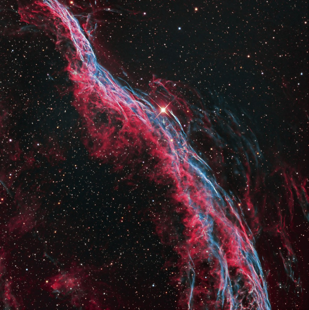 Witch's Broom Nebula