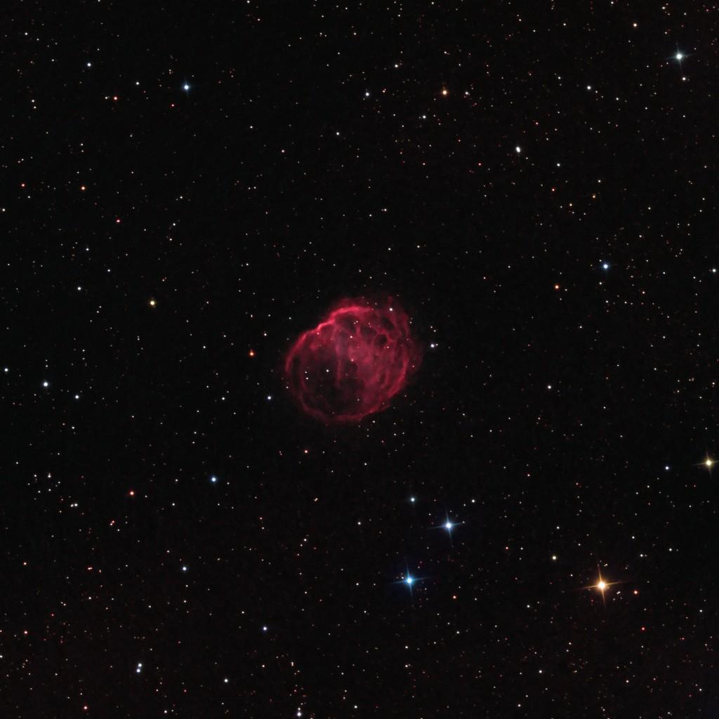 YM16 Planetary Nebula