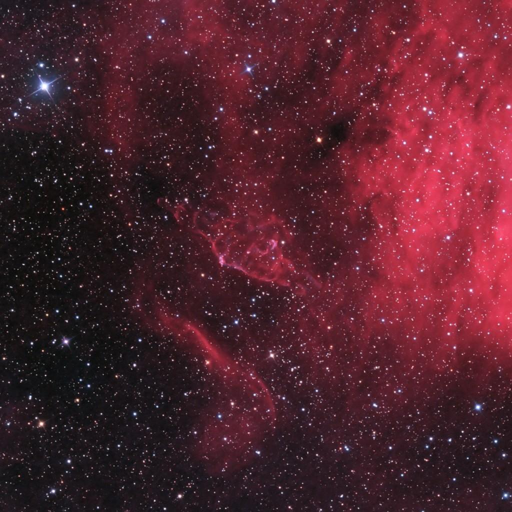 KjPn 8 Tubular Planetary Nebula