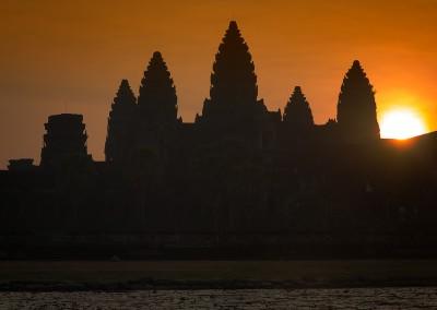 Angkor Wat Sunrise 3, Cambodia
