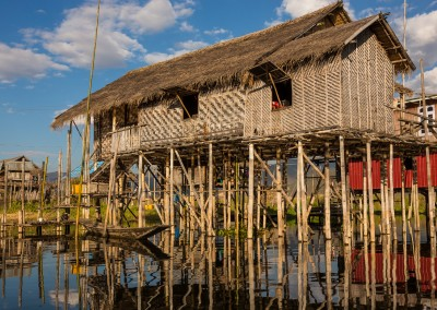 High Rise Inle Lake, Myanmar