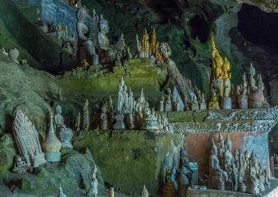 Lower Pak Ou Cave, Laos