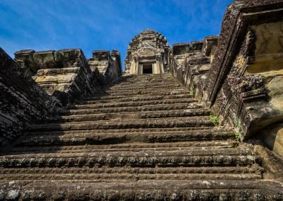 Steps 2 Angkor Wat, Cambodia
