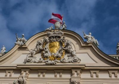 Belvedere Palace 2, Vienna