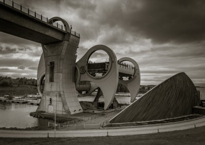 Falkirk Wheel, Glasgow