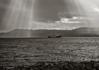 Islay Ferry Lights