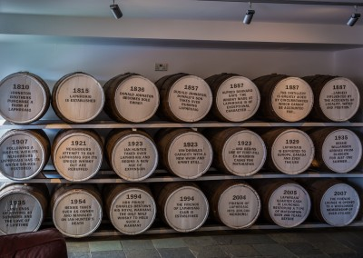 Barrels of History at LaPhroaig
