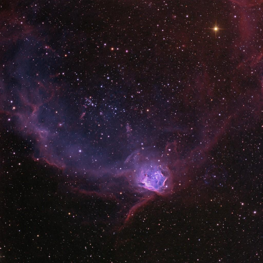 NGC 602, N90 and SXP 1062 Supernova Remnant