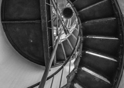 Stairs Pt. Arena Lighthouse