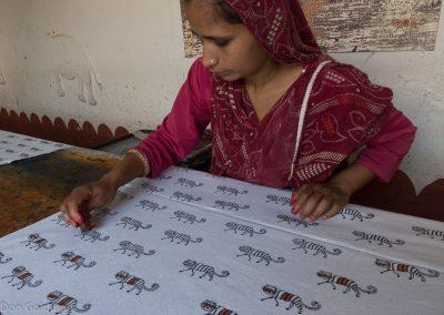 Block Printing Fabric 2