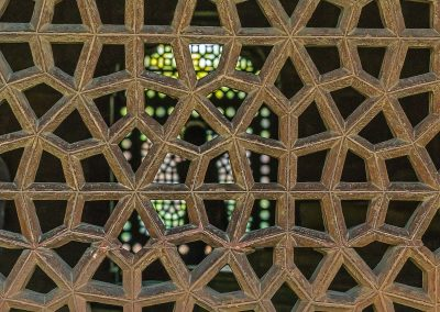Intricate Window, Isa Khan's Garden Tomb, New Dehli