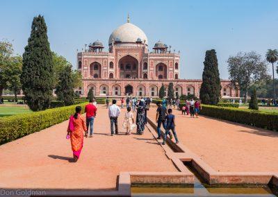 Humayun's Tomb, New Dehli