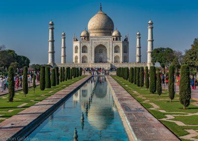 Classic Taj Mahal 2