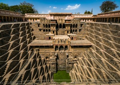 Grandeur of Chand Bawri Step Well