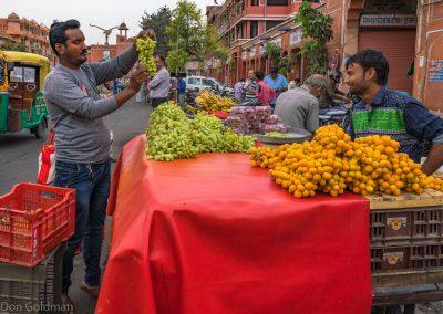 Street Vendor,  Jaipur