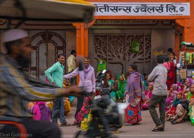 Street Scene Jaipur 2