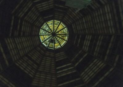 Inside Steinke Barn