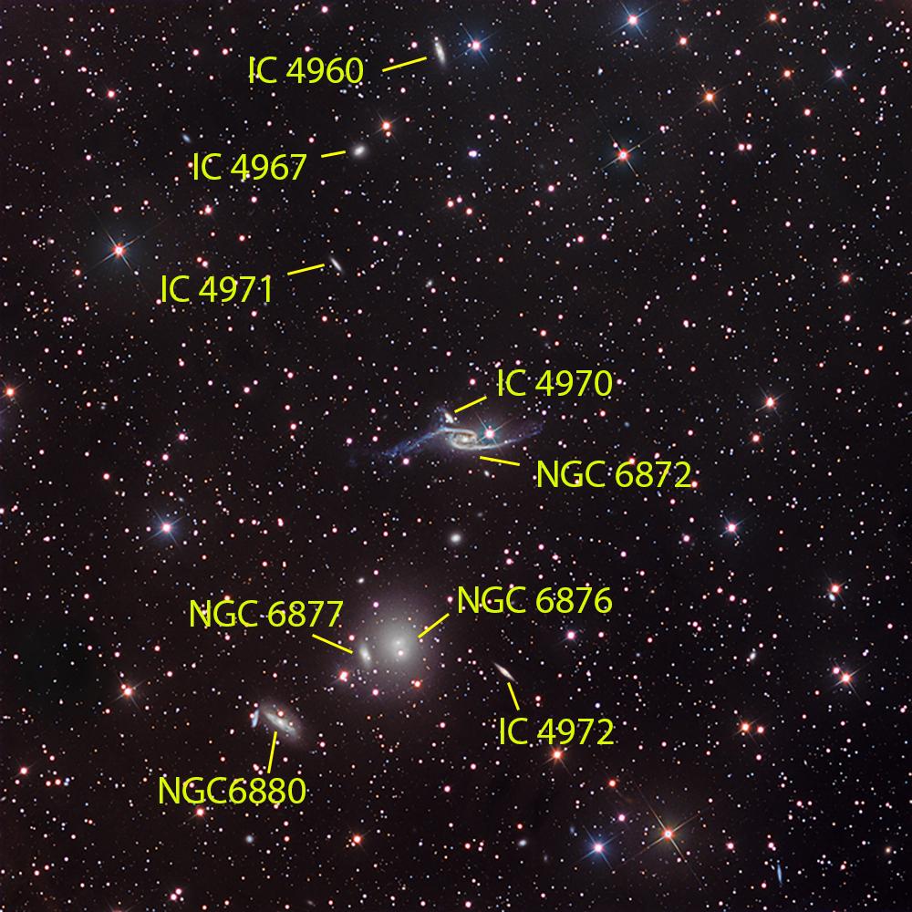 NGC 6872 | Astrodonimaging.com