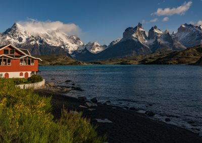 National Park Lodge Torres del Paine
