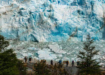 Perito Moreno Glacier Close Up