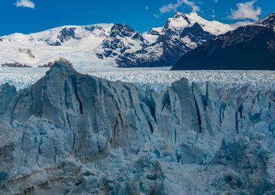 Perito Moreno Glacier Expanse