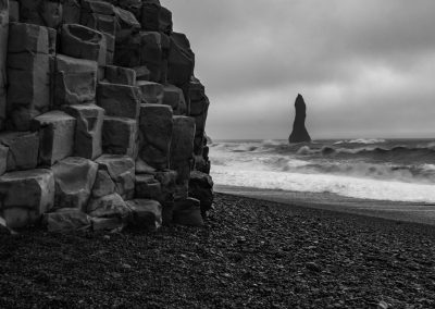 """Death"" Beach near Vik"