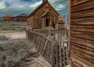 Bodie-Church Perspective