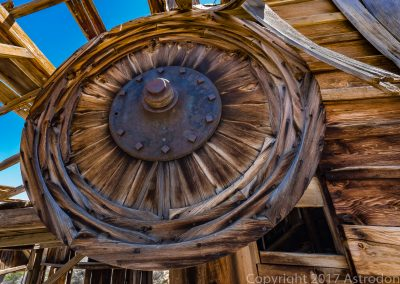 Bodie-Mill Wheel