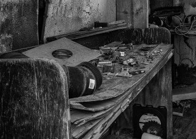 Darwin-Work Bench