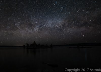 Mono Lake-Milky Way
