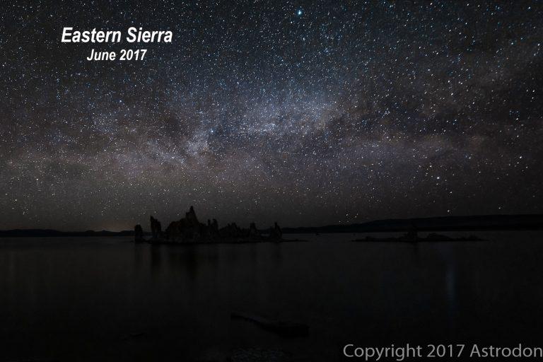 Eastern Sierra June 2017