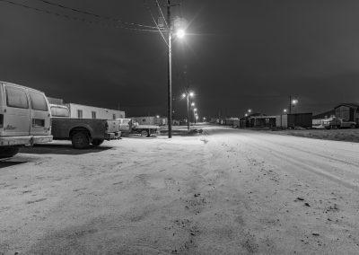 Katktovik at Night