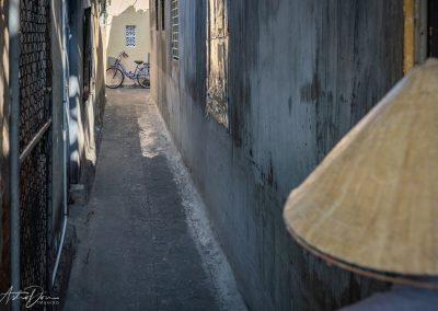 Entering Alley