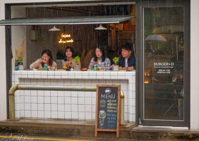 Burgers Gyeongju Style