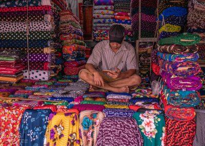 Fabric Vendor Texting