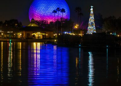 Epcot Reflections