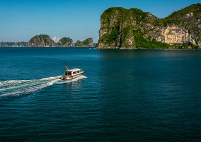 Ha Long Bay Cruising