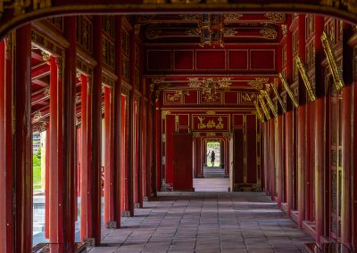 Imperial City Palace Walkway