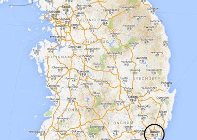 Busan Region