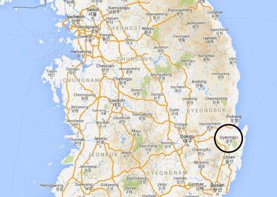 Gyeongju Region