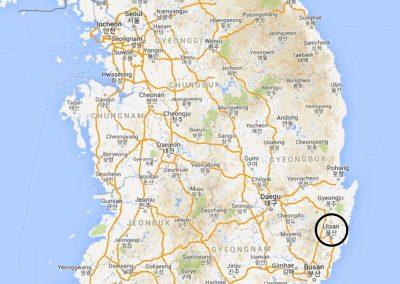 Ulsan Region