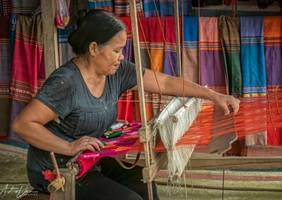 Mai Chau Weaver